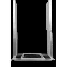 Дезинфекционный пост шириной 1400 мм (Light)